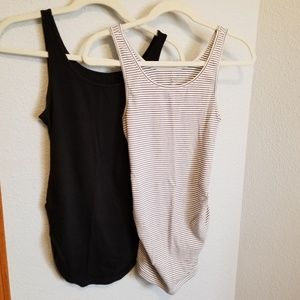 Old Navy Maternity Tank Tops